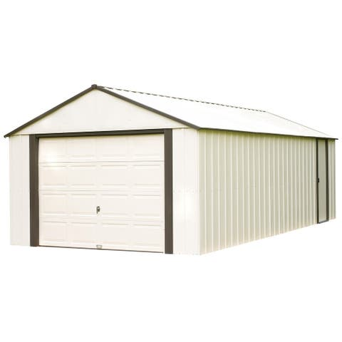 Arrow Murryhill VT1231 Vinyl Storage Building (12' x 31')