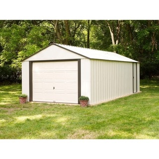 Arrow Vinyl Murryhill 12-foot x 24-foot Storage Building