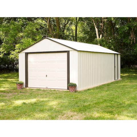 Arrow Murryhill VT1217 Vinyl Storage Building (12' x 17')