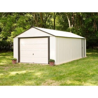 Arrow Sheds Vinyl 12-inch x 17-inch Murryhill Storage Building