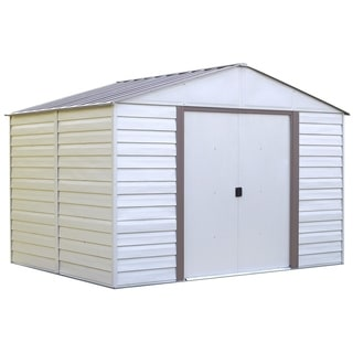 Arrow Vinyl Milford 10 x 12 Storage Shed