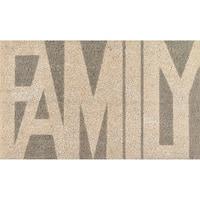 "Novogratz by Momeni Aloha Family Coir Doormat (1'6"" x 2'6"")"