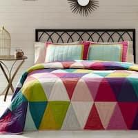 Taylor Cotton Quilt Set