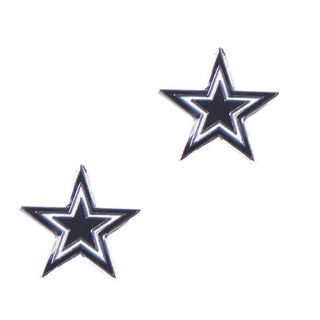 NFL Dallas Cowboys Post Stud Logo Earring Set Charm Gift