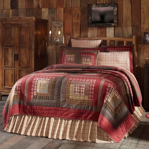 Tacoma Cotton Quilt (Shams Not Included)