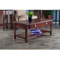 Richmond Tapered Leg Coffee Table