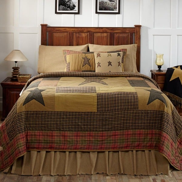 Stratton Cotton Quilt (Shams Not Included)
