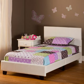 Hillsdale Furniture Springfield Wood/Fabric Twin Bed in One