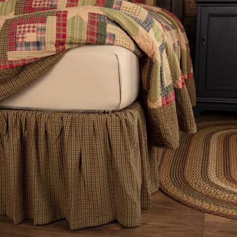 Tea Cabin Bed Skirt