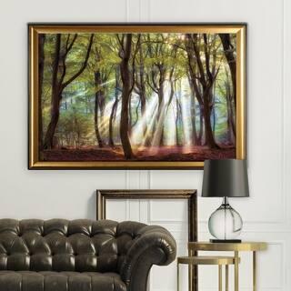 Majestic Morning - Gold Frame