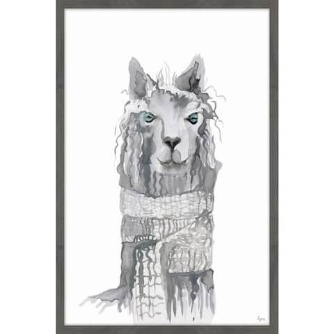 Marmont Hill - Handmade Cuzco Framed Print