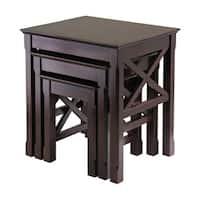 Xola 3-Piece Nesting Table