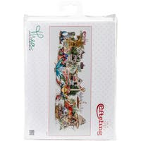 "Efteling On Aida Counted Cross Stitch Kit-31.5""X11.75"" 16 Count"