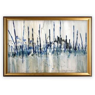 Marshes Edge - Gold Frame