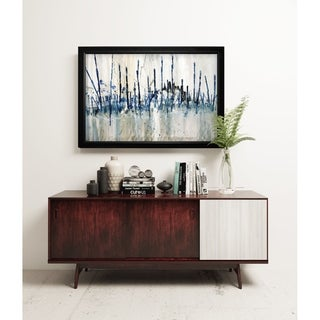 Marshes Edge - Black Frame