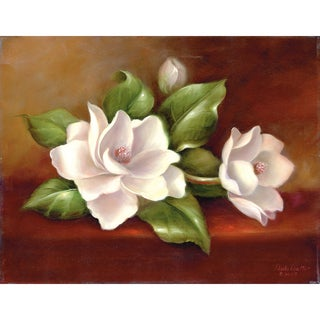 "Acrylic Paint Your Own Masterpiece Kit 11""X14""-Magnolia's"