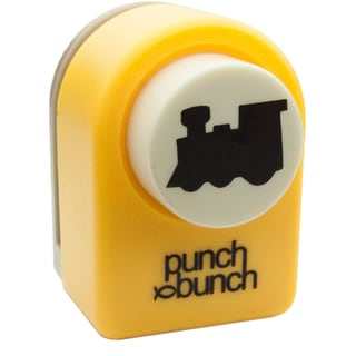 "Punch Bunch Medium Punch Approx. 1""-Train"