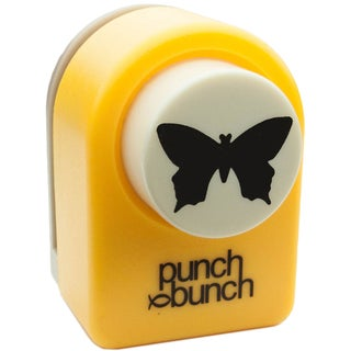 "Punch Bunch Medium Punch Approx. 1""-Butterfly"