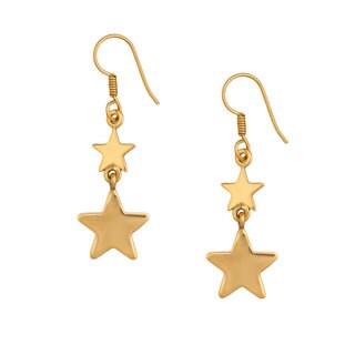Handmade Alchemia Shooting Star Earrings (Mexico)