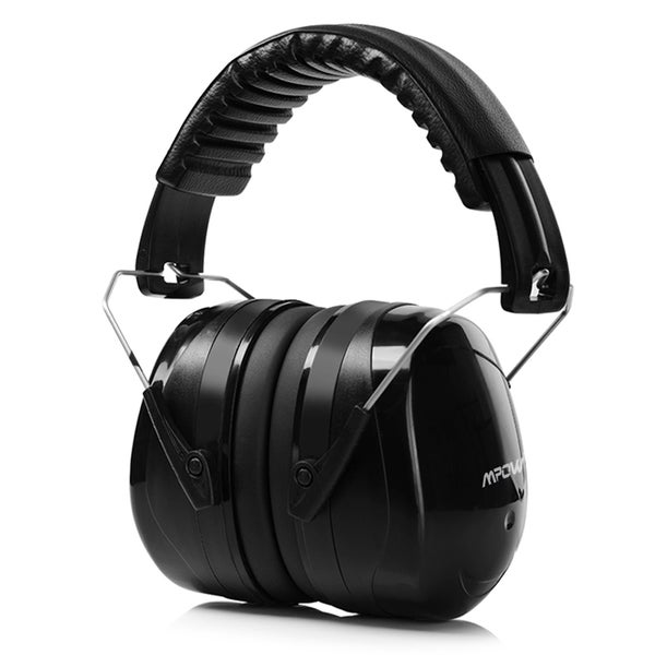 Mpow 34dB NRR Safety Ear Muffs Shooter Hearing Protection