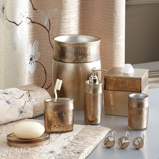 Link to Croscill Magnolia Bath Collection Similar Items in Toothbrush Holders