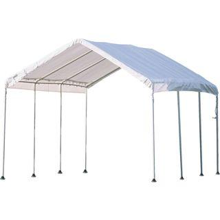 10×20 Canopy, 1 3-8 inch 8 Leg Frame