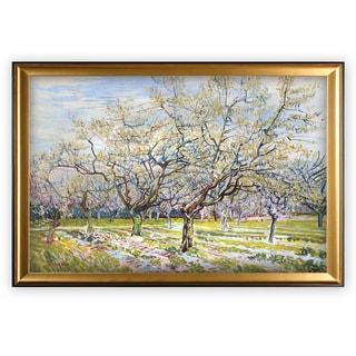 Vincent-van-gogh -by Van Gogh - Gold Frame