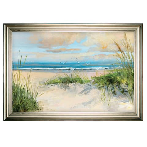 Catching The Wind -Silver Frame