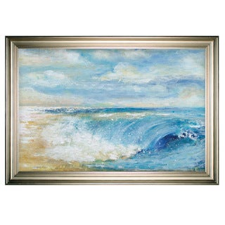 The Perfect Wave -Silver Frame