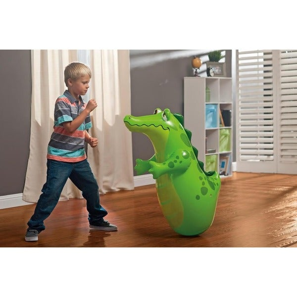 Intex 3D Bop Bag Blow up Inflatable Animal