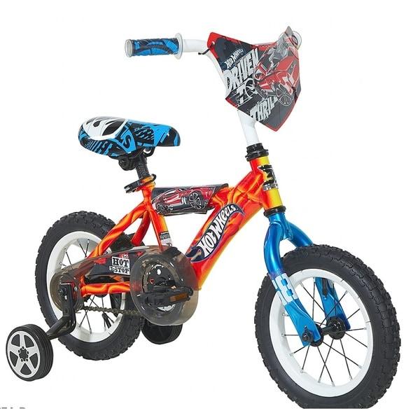 """12"""" Hot Wheels Bike"""