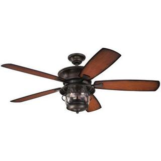 Westinghouse Brentford 52-Inch Reversible Five-Blade Indoor/Outdoor Ceiling Fan