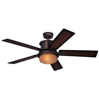 Westinghouse Goodwin 52-Inch Reversible Plywood Five-Blade Indoor Ceiling Fan