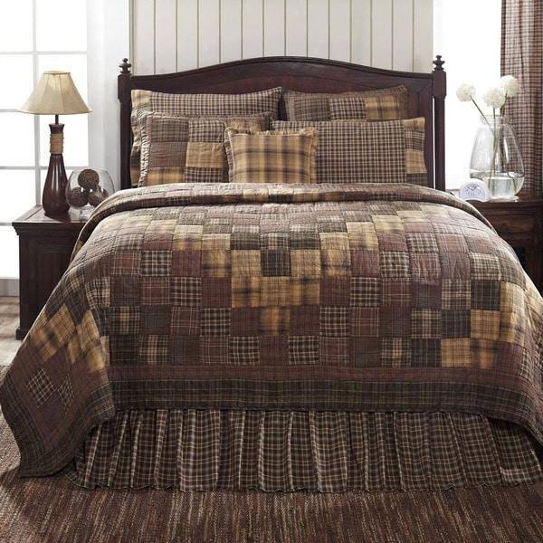 Prescott Cotton Quilt (Shams Not Included)