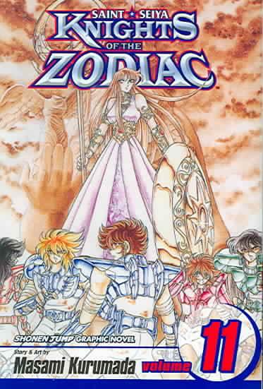 Knights of the Zodiac 11: Saint Seiya (Paperback)