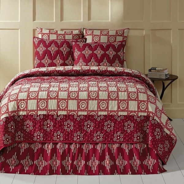 Paloma Cotton Quilt (Shams Not Included)