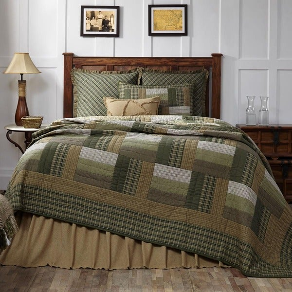Montgomery Cotton Quilt (Shams Not Included)