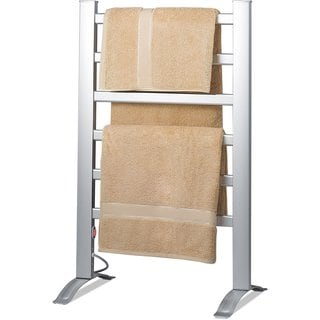 Knox 6-Bar Electric Aluminum Towel Warmer