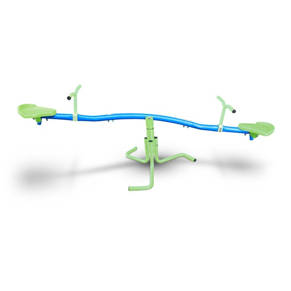 Outward Play Twirl Spinning Teeter Totter Seesaw