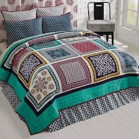 Mariposa Cotton Quilt Set