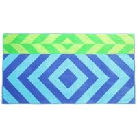 Panama Jack Beach Prism 40x70 Cotton Jacquard Beach Towel