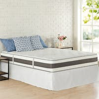 Priage by Zinus Hybrid Spring 10 inch Mattress