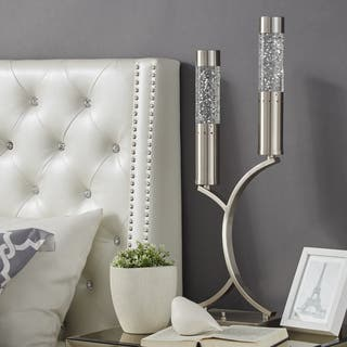 Thane Modern Branch Sparkling Nickel Finish Table Lamp by iNSPIRE Q Bold|https://ak1.ostkcdn.com/images/products/15393545/P21851792.jpg?impolicy=medium
