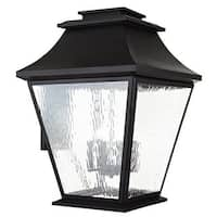 Livex Lighting Hathaway Bronze 6-light Outdoor Wall Lantern