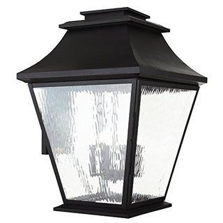 Livex Lighting Hathaway Bronze 6-light Outdoor Wall Lantern