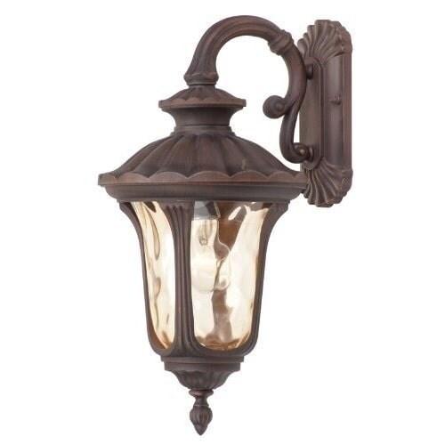Livex Lighting Oxford IB 1-light Outdoor Wall Lantern