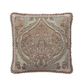 CROSCILL BIRMINGHAM SQUARE Decorative Throw Pillow 18-inches