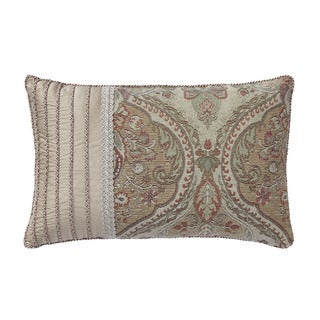 CROSCILL BIRMINGHAM BOUDOIR Decorative Throw Pillow 21X14