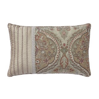Croscill Birmingham 21 x 14-inch Boudoir Pillow