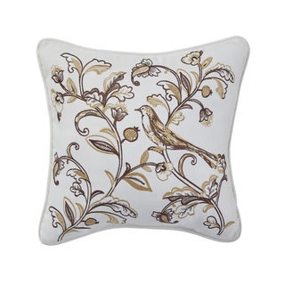 CROSCILL KASSANDRA FASHION Decorative Throw Pillow 16-inches